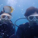 沖縄ダイビング☆6/27 青の洞窟体験ダイビング 13:00~ しおん