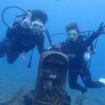 沖縄ダイビング☆ 6/24 珊瑚礁体験ダイビング 8:00~ しおん