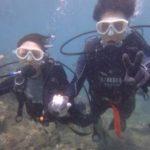 沖縄ダイビング☆7/21青の洞窟体験ダイビング 8:00~なすび・ローラ