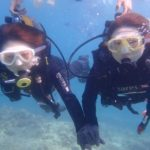 沖縄ダイビング☆7/29 青の洞窟体験ダイビング 13:00 しおん・やす