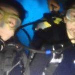 沖縄ダイビング☆7/30 青の洞窟体験ダイビング 10時半〜 しおん・ヤス