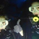 沖縄ダイビング☆7/23青の洞窟体験ダイビング 14:30 しおん、やす