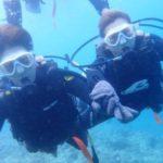 沖縄ダイビング☆8/20 青の洞窟体験ダイビング 15:30~ なすび・やす