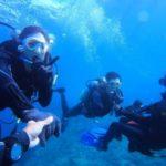 沖縄ダイビング☆8/24 青の洞窟体験ダイビング 15:30~ みーつ・やす