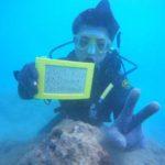 沖縄ダイビング☆8/12 珊瑚礁体験ダイビング 13時~ みーつ