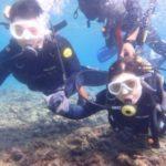 沖縄ダイビング☆8/23 青の洞窟体験ダイビング 8時~ しおん・やす