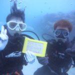 沖縄ダイビング☆ 8/14 珊瑚礁体験ダイビング 12:00~ みーつ