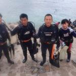 沖縄ダイビング☆ 8/14 珊瑚礁体験ダイビング 9:30~  しおん・みーつ