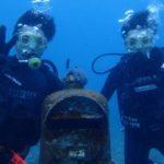 沖縄ダイビング☆8/5 珊瑚礁体験ダイビング 8時~ なすび・やす