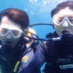 沖縄ダイビング☆8/26 極上2Dive体験ダイビング 8時~しおん