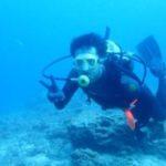 沖縄ダイビング☆8/25 極上2DIVE体験ダイビング 13:30~ しおん・やす