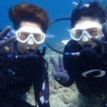 沖縄ダイビング☆8/26 青の洞窟体験ダイビング 13:00~なすび・やす