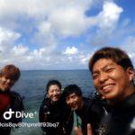 沖縄ダイビング☆8/3 FUN ビーチダイビング しおん・さっさ