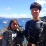 沖縄ダイビング☆8/26 青の洞窟体験ダイビング 13:00~ しおん