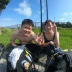沖縄ダイビング☆8/12 珊瑚礁体験ダイビング 8時~ みーつ