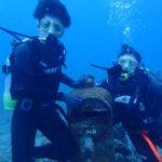 沖縄ダイビング☆8/5 珊瑚礁体験ダイビング 8時~ とも・ローラ