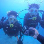 沖縄ダイビング☆8/13 珊瑚礁体験ダイビング 10:30~ みーつ