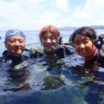 沖縄ダイビング☆8/25 珊瑚礁体験ダイビング 10:30~ しおん・やす