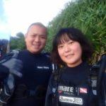 沖縄ダイビング☆8/28 青の洞窟体験ダイビング 8:00~ しおん・ヨシカワさん