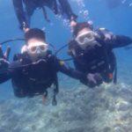 沖縄ダイビング☆8/23 青の洞窟体験ダイビング 10:30~ とも・やす