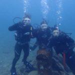 沖縄ダイビング☆9/18 珊瑚礁体験ダイビング 13:00~ しおん・ローラ
