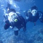 沖縄ダイビング☆9/2 青の洞窟体験ダイビング 13:00~なすび・やす