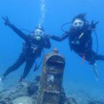 沖縄ダイビング☆9/4 珊瑚礁体験ダイビング 8:00~ しおん