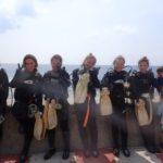 沖縄ダイビング☆9/16 珊瑚礁体験ダイビング 13:00~ なすび・しおん・ローラ