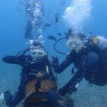 沖縄ダイビング☆9/18 珊瑚礁体験ダイビング 15:30~ とも・やす