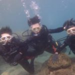 沖縄ダイビング☆青の洞窟体験ダイビング 15:30~ なすび・やす