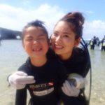 沖縄ダイビング☆9/19 珊瑚礁体験ダイビング 13:00~ しおん
