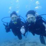 沖縄ダイビング☆ 9/30 珊瑚礁体験ダイビング 8:00~ しおん