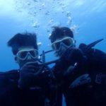 沖縄ダイビング☆9/5 珊瑚礁体験ダイビング 10:30~ なすび