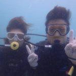 沖縄ダイビング☆9/19 珊瑚礁体験ダイビング 9:30~ しおん