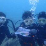 沖縄ダイビング☆9/5 珊瑚礁体験ダイビング 8:00~ しおん・ローラ