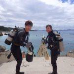 沖縄ダイビング☆9/23 珊瑚礁体験ダイビング 10:30~ なすび・ローラ