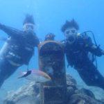 沖縄ダイビング☆9/4 珊瑚礁体験ダイビング 10:00~ しおん
