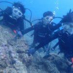 沖縄ダイビング☆9/5 珊瑚礁体験ダイビング 10:30~ しおん・ローラ