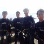 沖縄ダイビング☆ 9/9 青の洞窟体験ダイビング 8時~ しおん・なすび