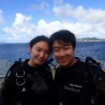 沖縄ダイビング☆9/2 青の洞窟体験ダイビング 15:30~なすび・やす