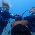 沖縄ダイビング☆9/26 珊瑚礁体験ダイビング 13:00~ とも・やす