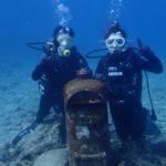 沖縄ダイビング☆ 9/29 珊瑚礁体験ダイビング 8:00~ しおん・やす