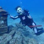 沖縄ダイビング☆9/29 珊瑚礁体験ダイビング 8:00~ とも
