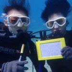 沖縄ダイビング☆10/29 珊瑚礁体験ダイビング 10:30~ しおん・やす
