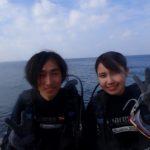 沖縄ダイビング☆」10/31 珊瑚礁体験ダイビング 8:00~ しおん・やす