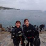 沖縄ダイビング⭐︎11/19 サンゴ礁体験ダイビング 9:30〜 ローラ・なすび
