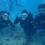 沖縄ダイビング⭐︎11/19 サンゴ礁体験ダイビング 13:00〜 ヤス・ローラ・なすび