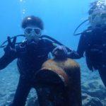 沖縄ダイビング☆ 11/2 珊瑚礁体験ダイビング 13:00~ なすび・やす