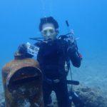 沖縄ダイビング☆11/4 珊瑚礁体験ダイビング 9:00~ なすび・やす