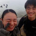 沖縄ダイビング☆11/14 珊瑚礁体験ダイビング 11:30~ なすび・やす